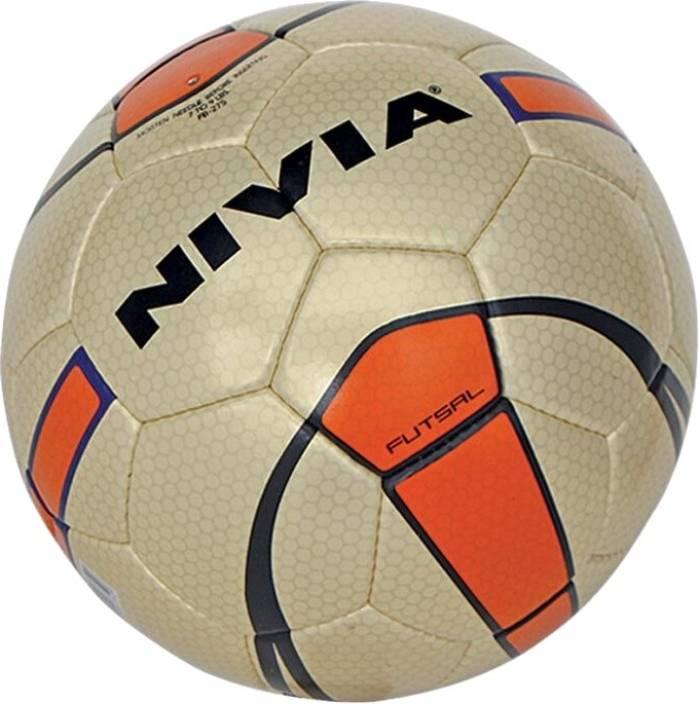 Nivia Force Futsal Football - Size  4 - Buy Nivia Force Futsal ... ff10c8230b7fd