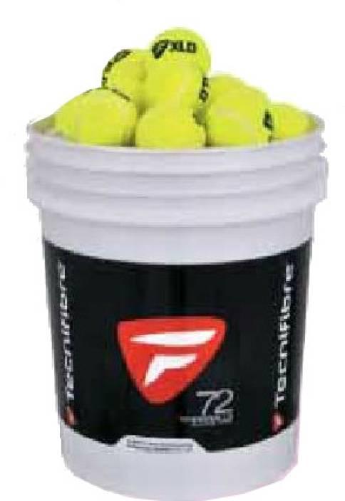 Tecnifibre XLD Tennis Ball -   Size: Standard
