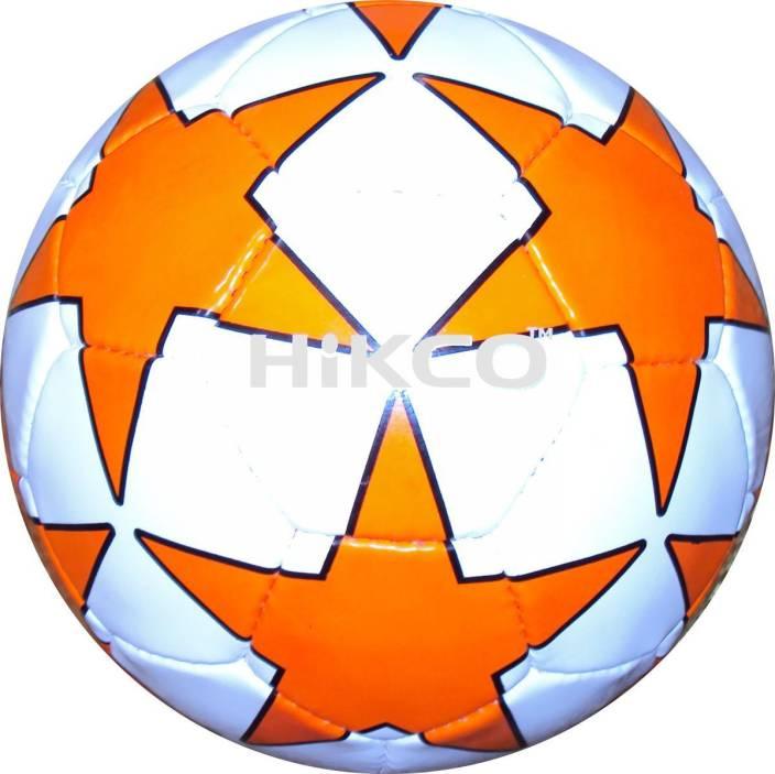 Hikco Star Orange Football -   Size: 5