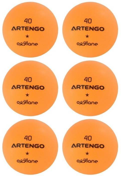 Artengo  by Decathlon FB800 TABLE Ping Pong Ball -   Size: 1