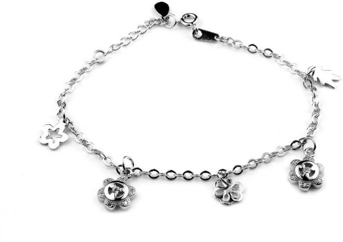 Arisidh Sterling Silver Bracelet