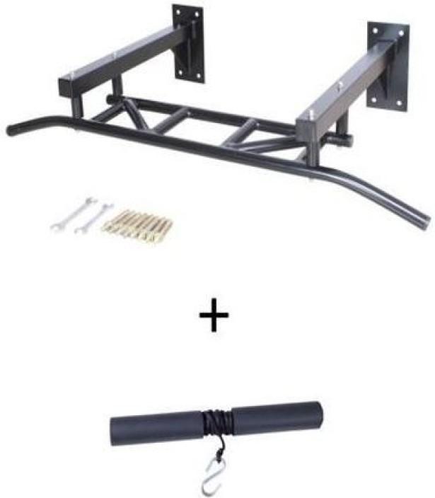 Home Gym Dynamics Multi Grip Heavy Duty Pull Up Bar