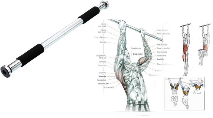 Strauss Door Pull-up Bar