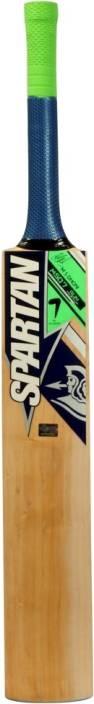 Spartan Msd Run Kashmir Willow Cricket  Bat