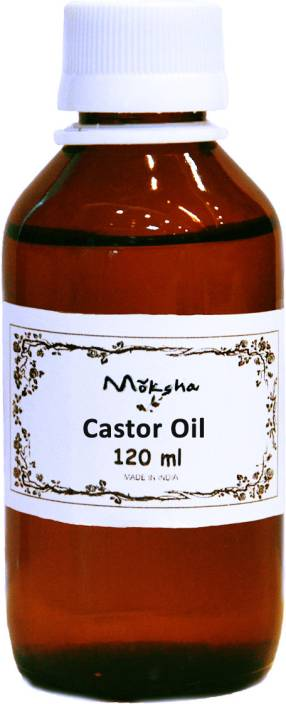 Moksha Castor Oil - Cold Pressed