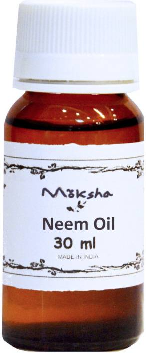 Moksha Neem Oil - Cold Pressed