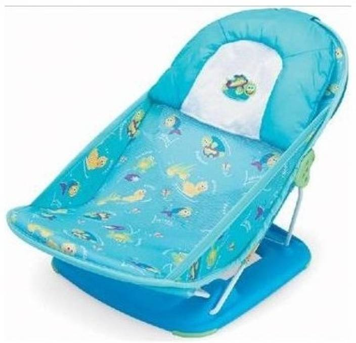 Summer Infants Deluxe Comfort Bather Baby Bath Seat Price in India ...