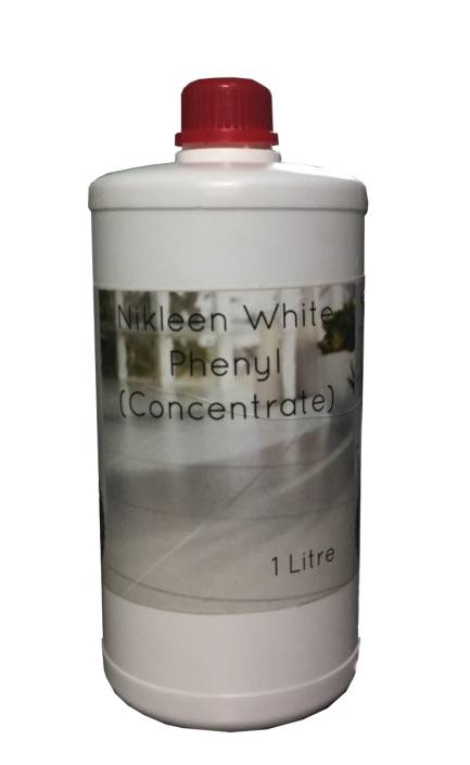 Nikleen White Phenyl Concentrate Citrus Floor Cleaner