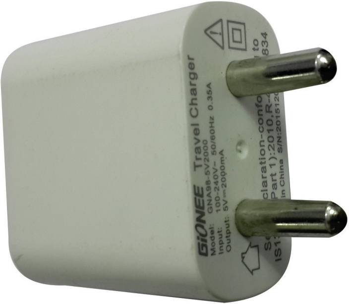 Gionee Charger for Gionee Mobile Charger