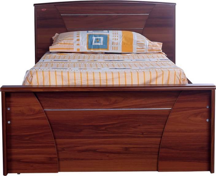 Kurlon Berlin Engineered Wood Single Bed Price In India
