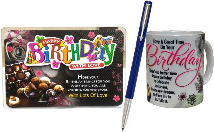 8564860ba6b0 Saugat Traders Birthday Gift Combo Price in India - Buy Saugat ...