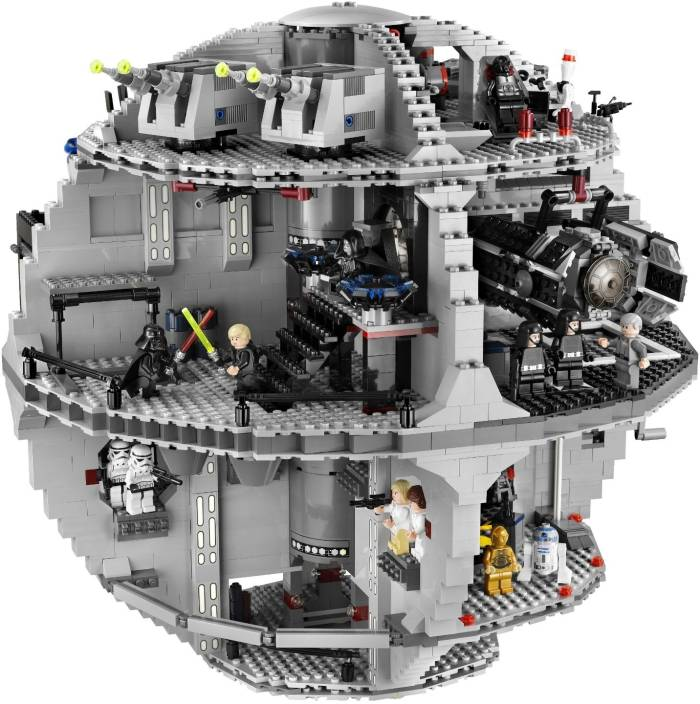 Lego Death Star - Death Star . shop for Lego products in India. Toys ...