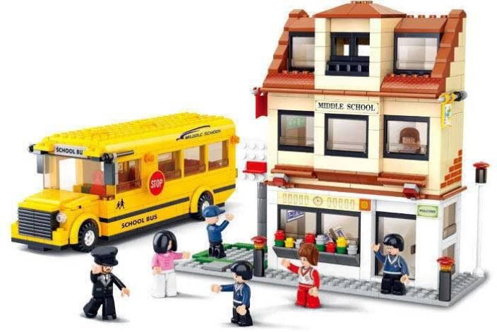 Sluban School Bus