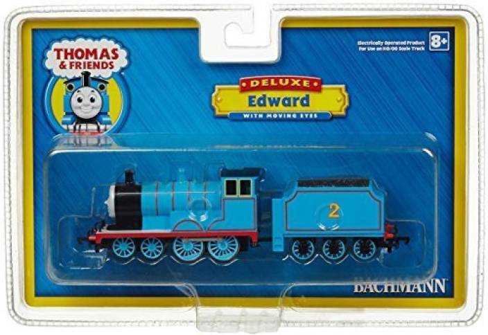60e11c8aa14 Bachmann Trains Trains Thomas And Friends Edward Engine With Moving Eyes  (Multicolor)