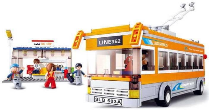 Sluban Trolley Bus