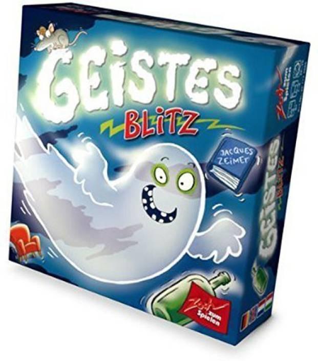 Zoch Verlag Ghost Blitz Board Game - Ghost Blitz   shop for