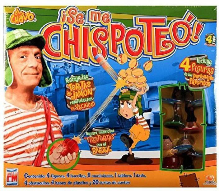 Fotorama El Chavo Se Me Chispote Juego De Mesa Board Game El Chavo