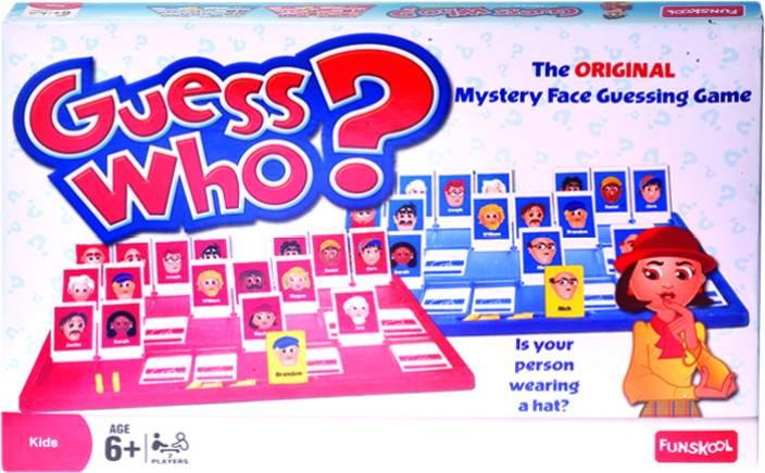 how to play funskool guess who