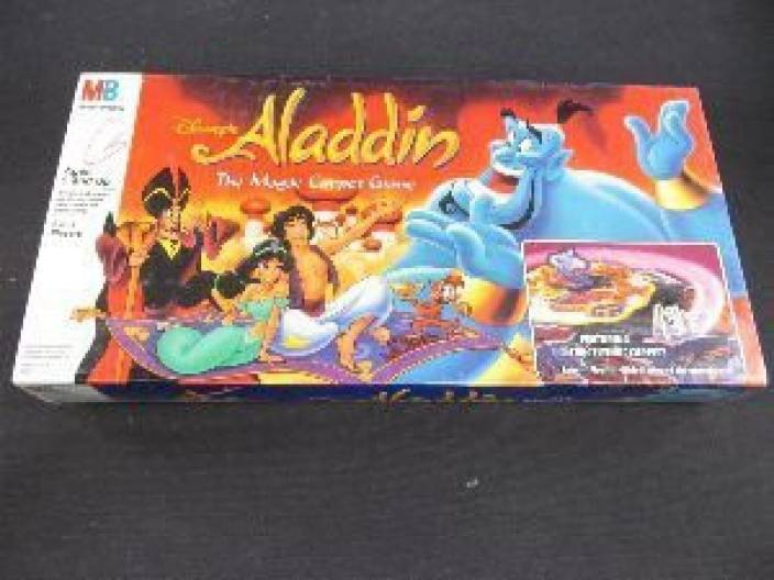 Disney S Aladdin The Magic Carpet Board Game - S Aladdin The Magic Carpet . Buy Aladdin The Magic Carpet toys in India. shop for Disney products in India.