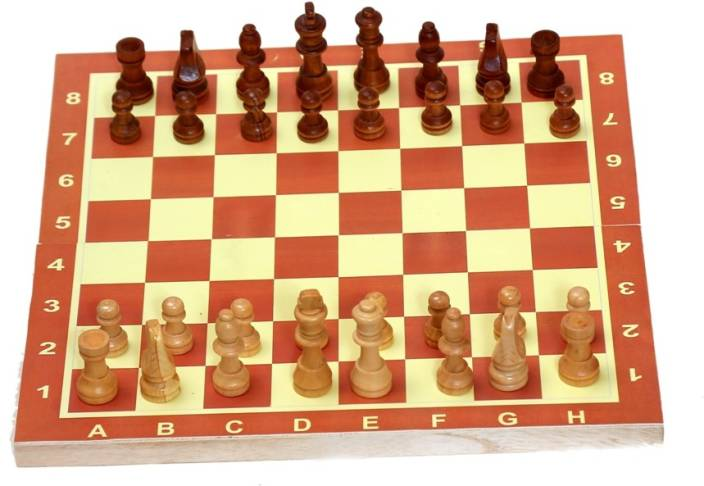 Bgroovy Indoor Game 16 cm Chess Board