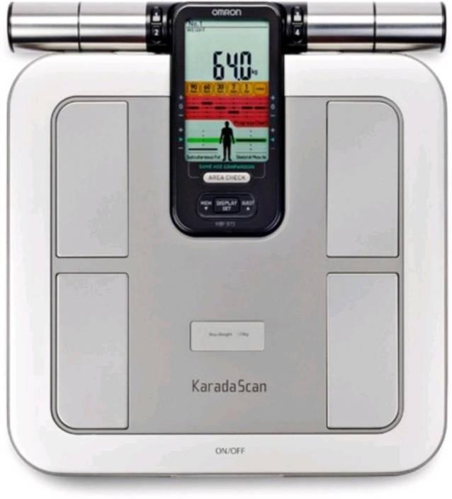 Omron HBF-375 Body Fat Analyzer