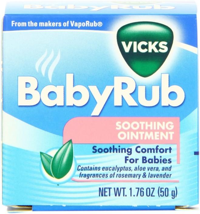 vicks soothing cream gel
