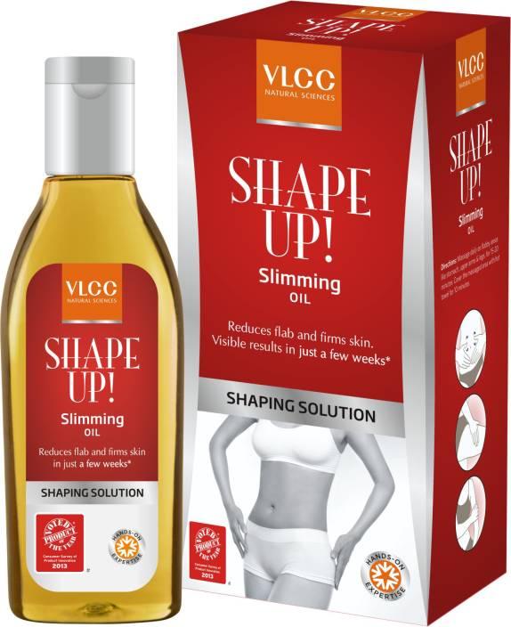 Vlcc Shape Up Slimming Oil Price In India Buy Vlcc Shape Up