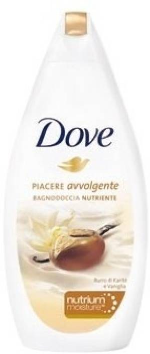 Dove Purely Pampering Nourishing Showergel-Shea Butter with Warm Vanilla