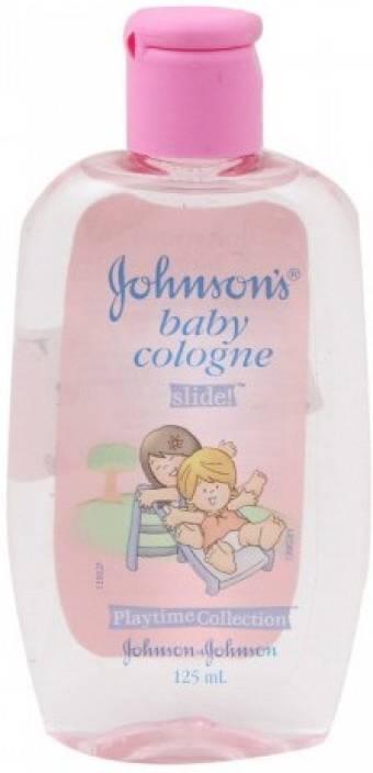 Johnson's Baby Cologne Slide
