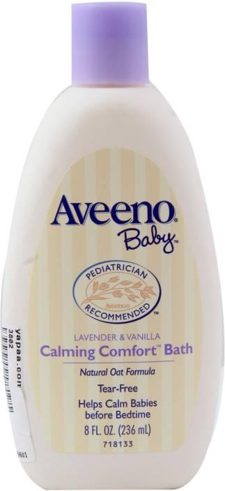 Aveeno Calming Comfort Bath