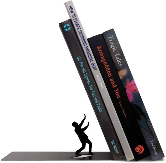 Mart n Art Steel Book End