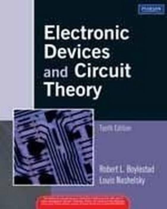 Electronic Devices And Circuits Theory 10th  Edition