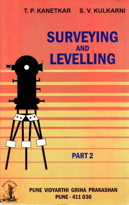 surveying and leveling by kanitkar free