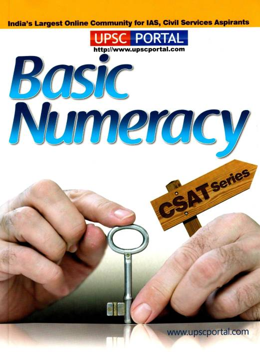 A03Basic Numeracy (Useful for CSAT, SSC, Bank, IBPS and all other exam) 1st Edition