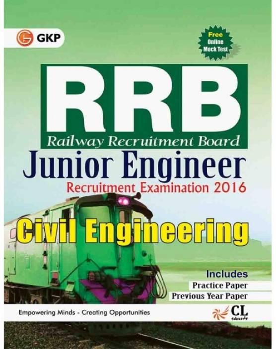 RRB Civil Engineering (Junior Engg.) 2016