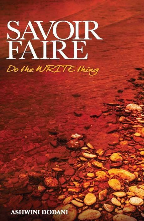 Savoir Faire : Do the write thing