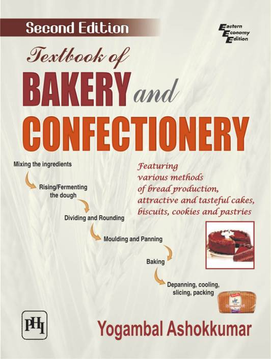 Textbook Of Bakery And Confectionery 2nd  Edition