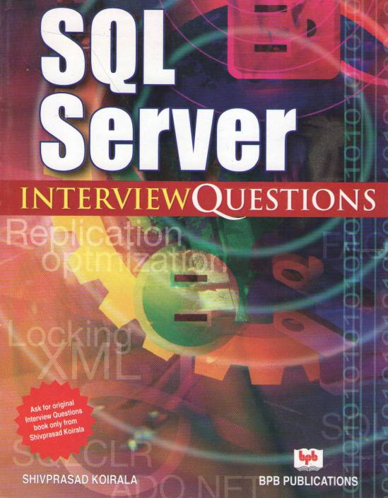 SQL Server: Interview Questions 1st Edition