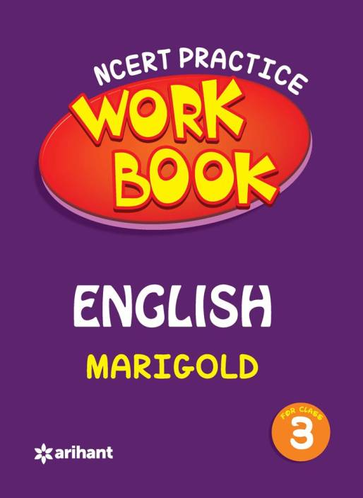 NCERT Practice Workbook - English : Marigold : For Class 3