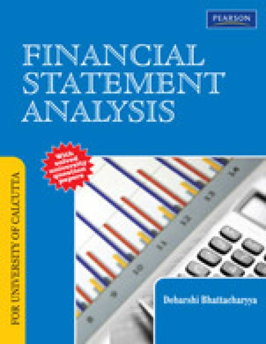 Financial Statement Analysis  For University Of Calcutta  Buy