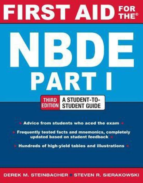 First Aid for the NBDE (Part - 1): Buy First Aid for the NBDE (Part