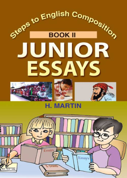 English Essay Book Online