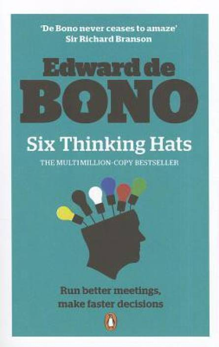 the six thinking hats pdf