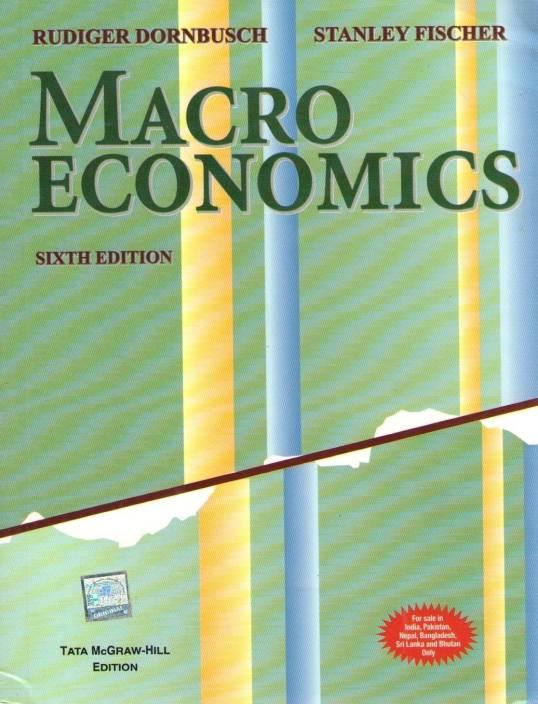 Macro Economics 6th  Edition