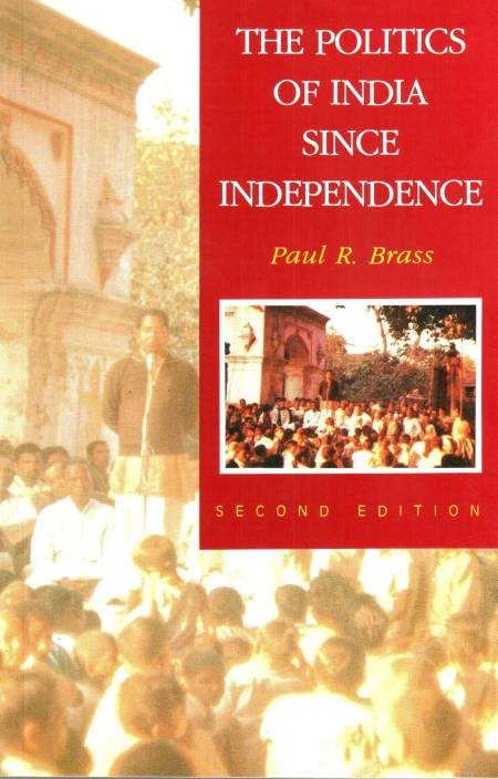 The Politics Of India Since Independence, 2/e PB 2nd  Edition