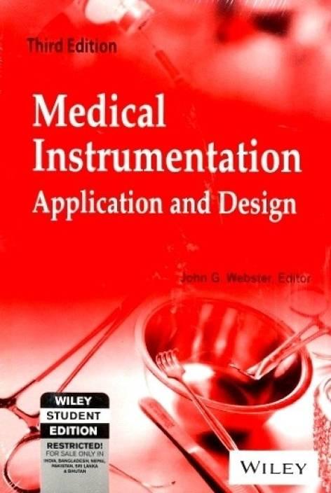 toronto medical instrumentation application and design 3rd edition