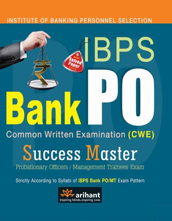 IBPS Bank PO Common Written Exam. Success Master PB 5th  Edition