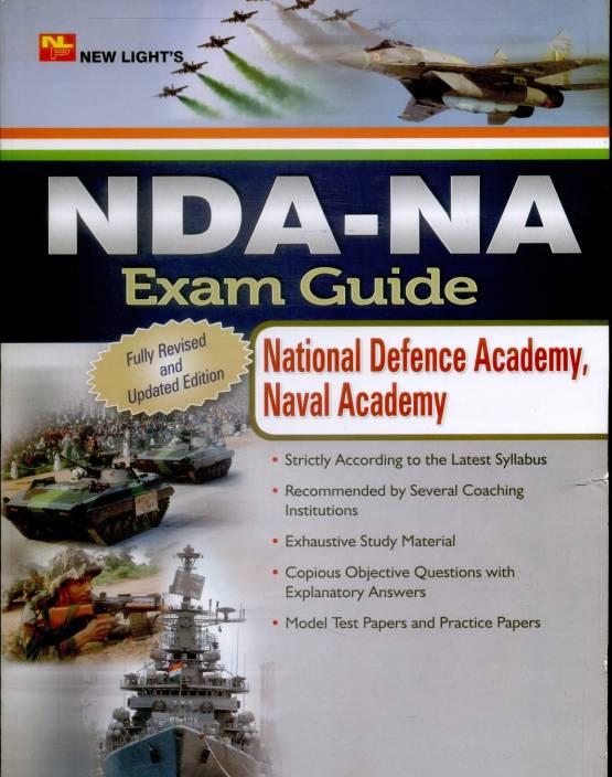 NDA-NA Exam Guide National Defence naval Academy