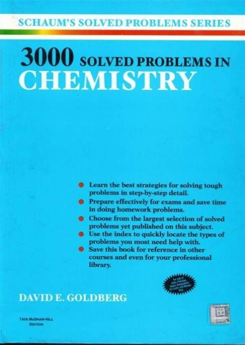 Schaums Series 3000 Solved Problems in Organic Chemistry 1st Edition