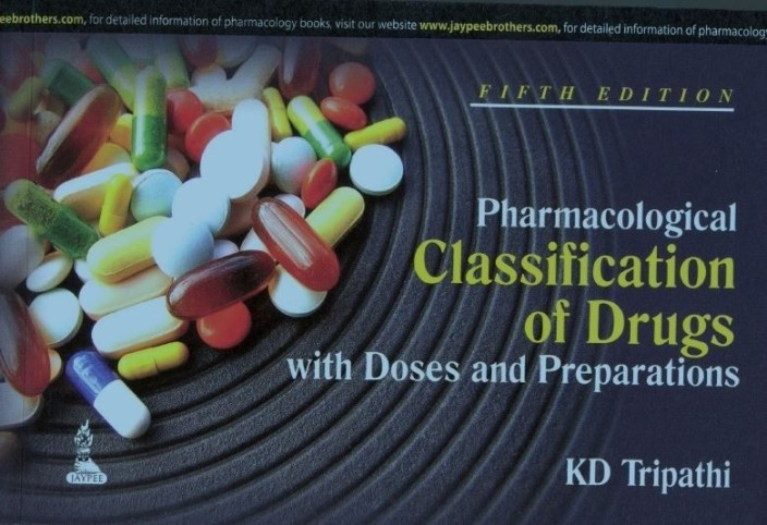 Tripathi Pharmacology Textbook Pdf